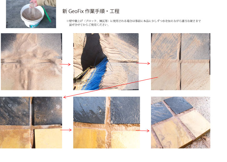 GeoFix作業手順a
